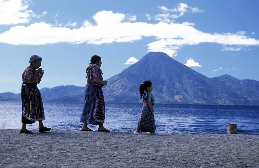 women of Lake Atitlan